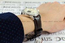 Zegarek Męski Seiko Presage Star Bar Honeycomb SSA409J1 - Edycja Limitowana - Dodatkowy pasek w zestawie