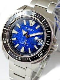 """Zegarek Męski Seiko Prospex King Samurai Automatic Diver """"Save The Ocean"""" SRPE33K1 - Specjalna edycja"""