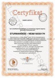 Zegarek Męski Sturmanskie Open Space NE86-1855017H - Limitowana Edycja - Mirosław Hermaszewski