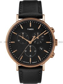 Zegarek Męski Timex Fairfield Chronograph TW2T11600
