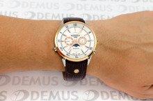 Zegarek Roamer Superior Moonphase 508821 49 13 05