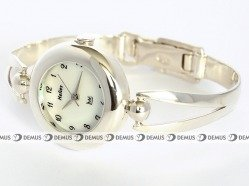 Zegarek Srebrny Helios Prestige HP6