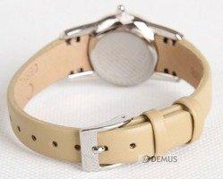 Zegarek damski na skórzanym pasku Obaku V130LCIRX