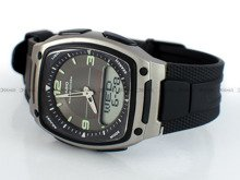 Zegarek do biegania na pasku Casio AW 81 1A1VEF