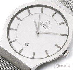 Zegarek męski na bransolecie Obaku V123GCIMC